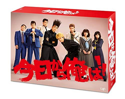 今日から俺は!!Blue-ray dvd BOX